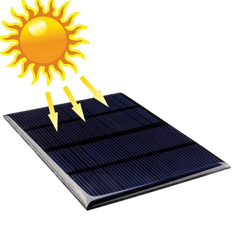 115x85mm diy solar panel small cell charger 12v 1 5w solar