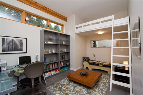Space For Kitchen Island loft bed staircases and designs with various functionalities
