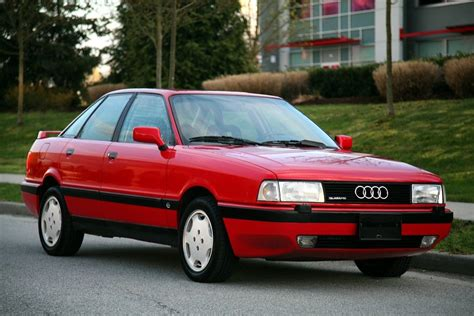 Audi 90 Quattro For Sale by 1990 Audi 90 Quattro 20v German Cars For Sale