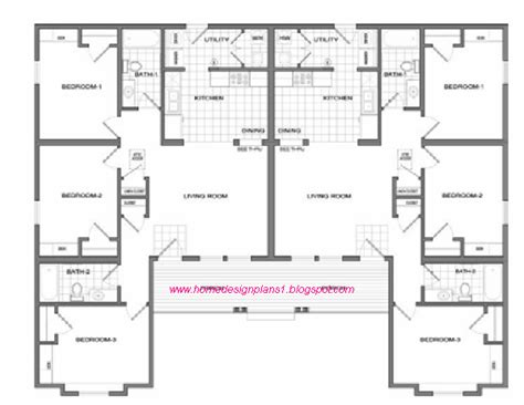 bedroom blueprint 3 bedroom house blueprints home planning ideas 2018