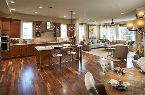 kitchen living room open floor plan tips tricks charming open floor plan for home design ideas with open concept floor plans