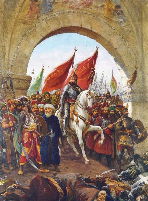 ottomans conquered constantinople ottoman wars in europe
