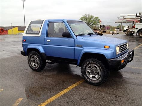 1992 Daihatsu Rocky by Used Cars For Sale Oodle Marketplace