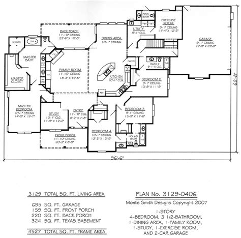 5 bedroom storey house plans one story four bedroom house plans story 4 bedroom 3 5