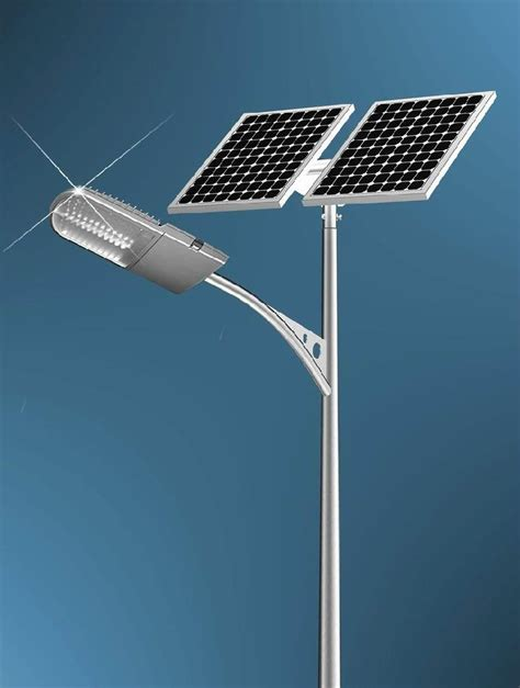 solar road light sewa completes solar powered lighting project utilities