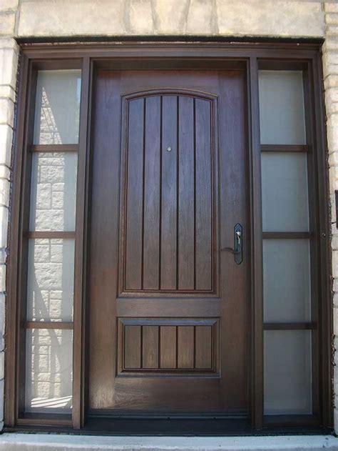 fiberglass front doors for homes rustic fiberglass exterior doors