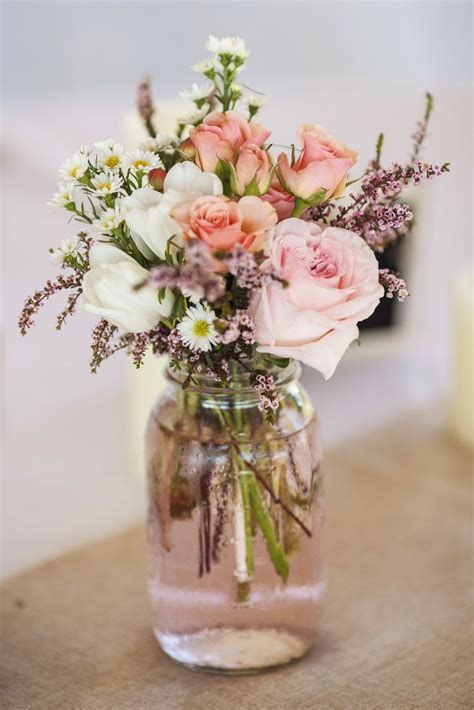 flower centerpieces 25 best ideas about blush centerpiece on