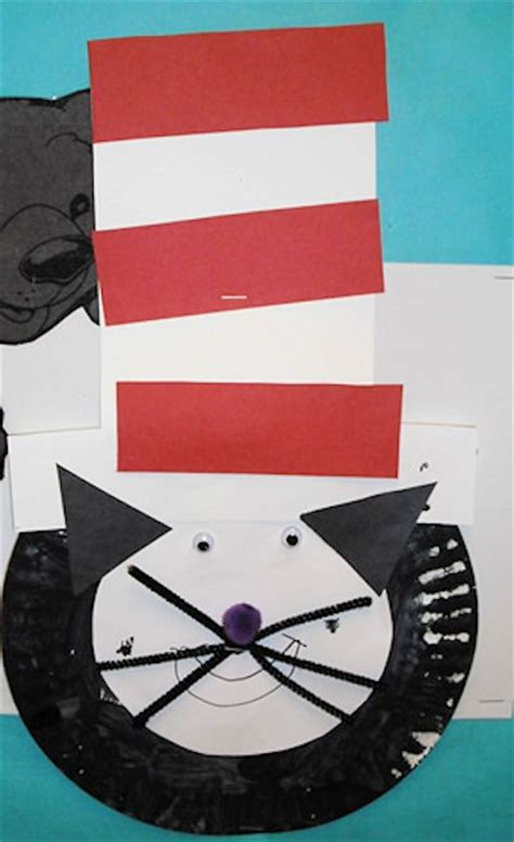 cat in the hat crafts for 30 cat in the hat crafts and treats about family crafts