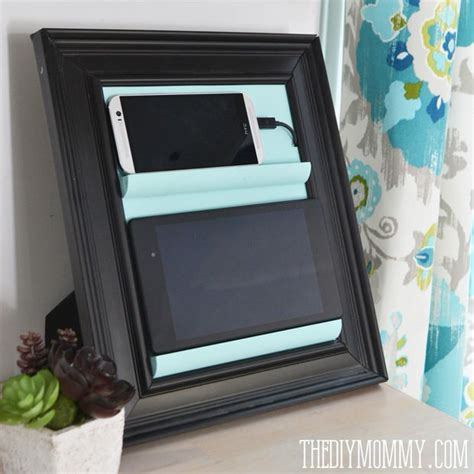 diy charging station do it yourself clever charging stations decorating your