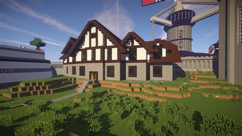 Tudor Home Plans minecraft tudor house youtube