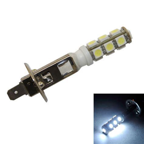 car light bulbs led h1 13 smd led car automotive headlight fog light bulbs
