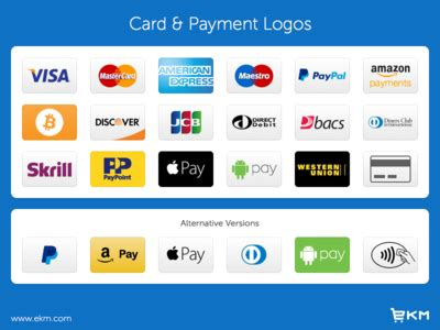 payment on credit card 40 top payment method credit card icon set for e