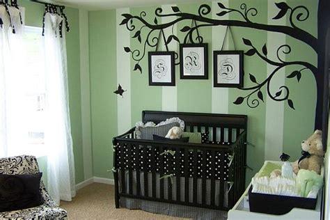 nursery room tree wall decals nurturing nursery room designs top eight things for your baby