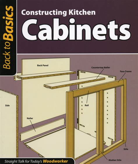 how to make a kitchen cabinet update back to basics constructing kitchen cabinets and