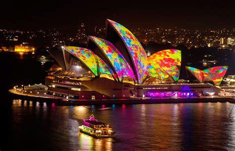 festival australia sydney the festival of lights is back brutally honest