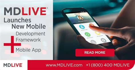 MDLIVE Launches New Mobile Development Framework and ... Aurelia Framework For Mobile Development