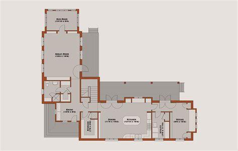 l shaped house floor plans l shaped house plans home design photo