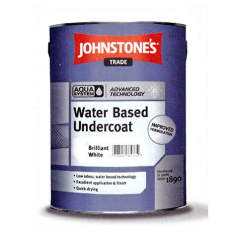 chalk paint johnstones johnstones trade aqua water based undercoat designer