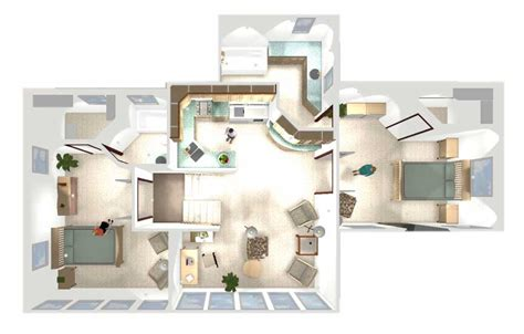 3d interior images services