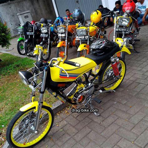 Modif Foto by Foto Gambar Modifikasi Motor Yamaha Rx King Dan Aksesoris