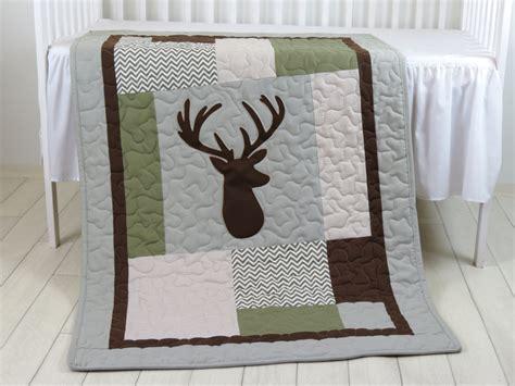 deer baby crib bedding deer crib bedding deer crib quilt deer baby blanket deer