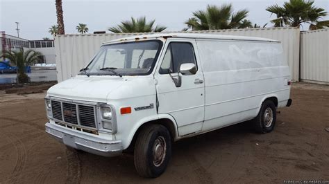 how to sell used cars 1994 gmc vandura 1500 on board diagnostic system gmc vandura for sale used cars on buysellsearch