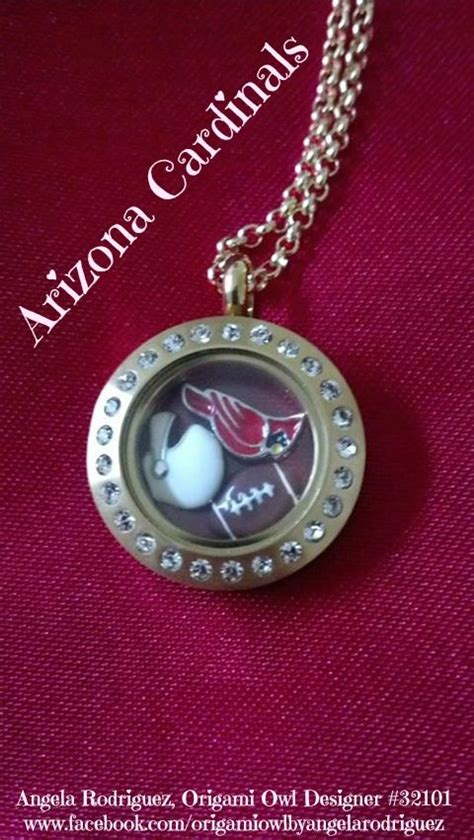 origami owl az 28 best images about arizona cardinals on