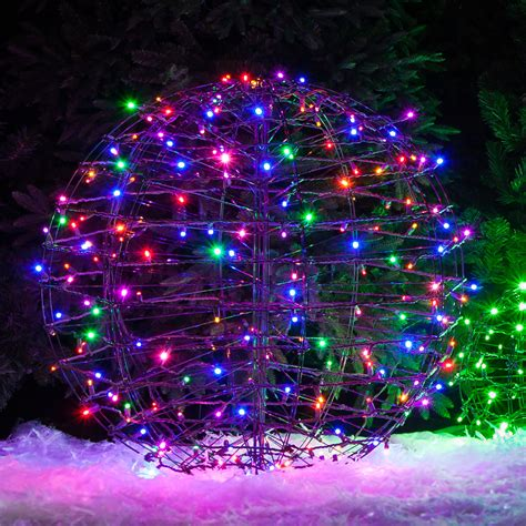 spheres outdoor lighted spheres outdoor lighted mercury glass sphere at