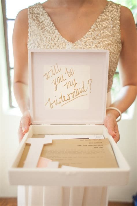 Crazy Home Decor pretty perfect will you be my bridesmaid ideas part 2