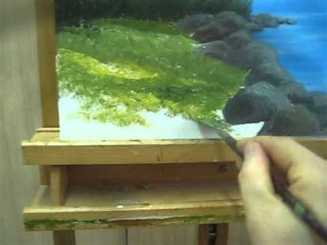 how to paint acrylic acrylic paint grass how to paint grass with acrylic