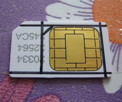 how to make your sim card micro how to make micro sim convert sim to micro sim and micro