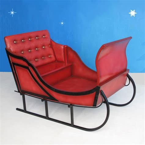 large santa large sleigh 60 quot w