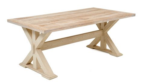 solid wood dining table x base table solid wood dining table made custom