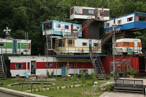 Social Climbers: 7 Vertical Trailer Parks for Mobile Urbanites   Urbanist