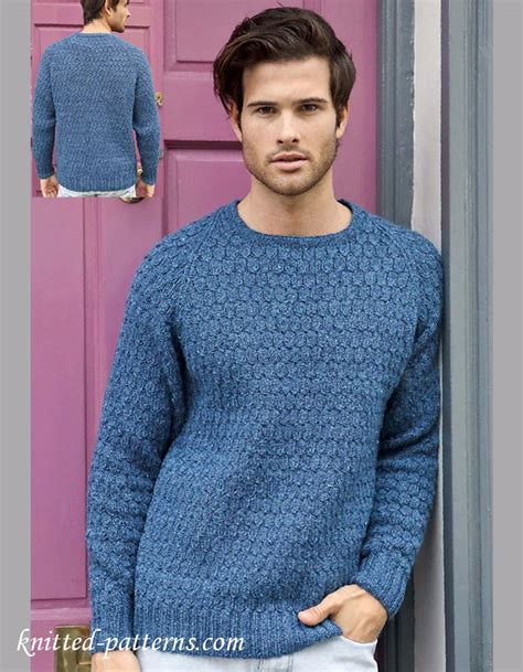 knitted jumper patterns free s jumper knitting pattern free