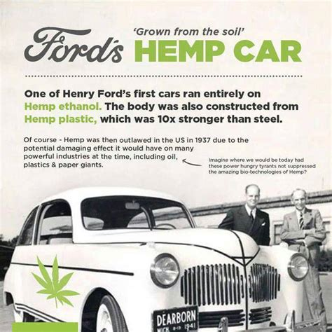 Henry Ford Cars by Henry Ford S Suppressed Hemp Car In5d Esoteric