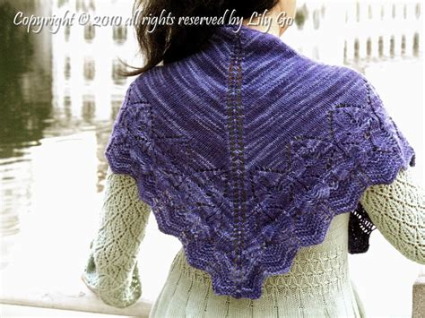 free triangle scarf knitting pattern knit triangle scarf pattern breeds picture