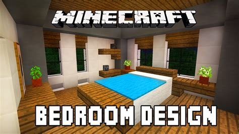 how to build bedroom furniture minecraft tutorial how to build a modern house ep 6