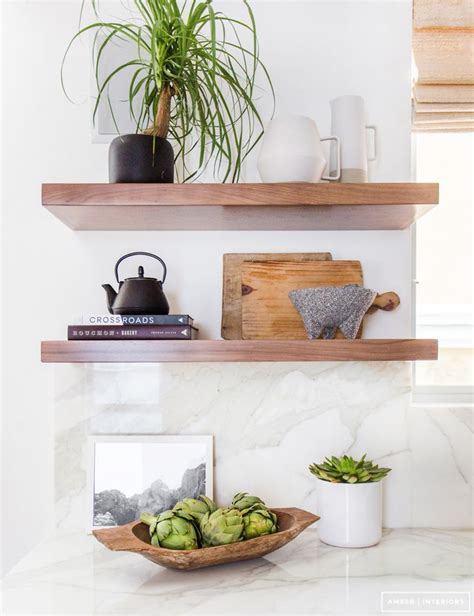 kitchen shelves design 25 best ideas about kitchen shelf decor on