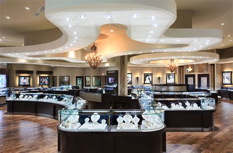 jewelry stores interior design award winning crocker s jewelry tx on