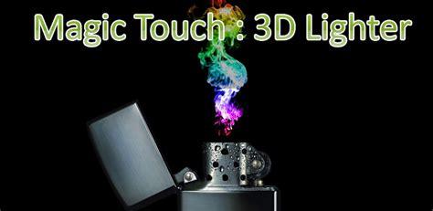 magic touch magic touch 3d lighter feirox