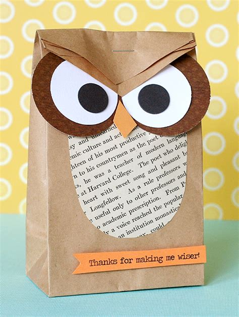 owl paper bag craft adorable owl crafts lines across