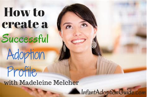 profile picture for book iag 019 how to create a successful adoption profile with