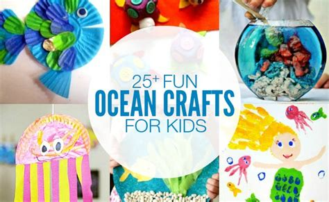 water themed crafts for 25 water activities for a owl