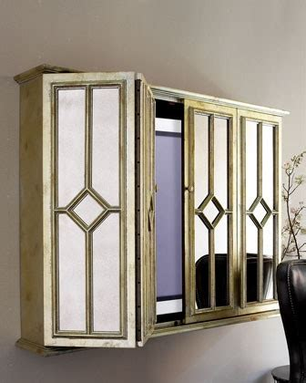 mirrored tv cabinet mirror plasma tv cabinet horchow home