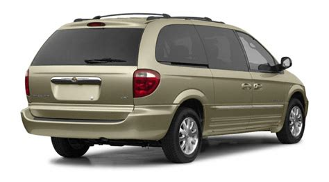 2002 Chrysler Town And Country by 2002 Chrysler Town Country Overview Cars
