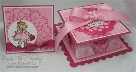origami card box origami box card stin up australia