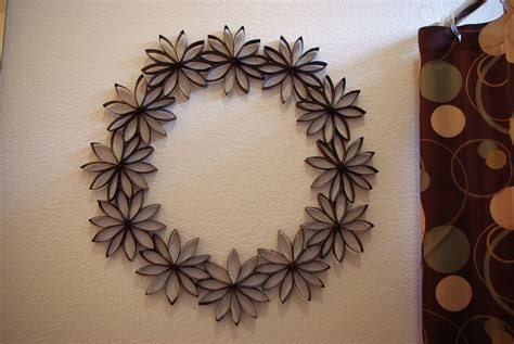 toilet paper roll wreath craft world top pictures toilet paper roll flowers new