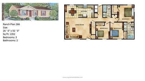 house floor plans and prices modular home ranch plans