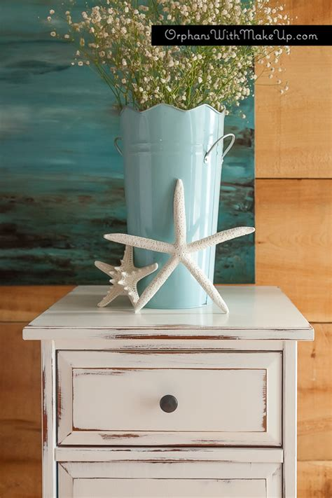 chalk paint ikea distressed ikea by orphans with makeup sloan